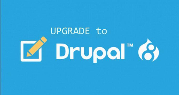 Bagaimana Melakukan Upgrade Drupal 6, 7 ke Drupal 8